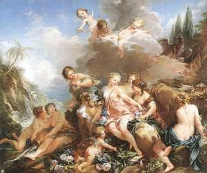 François Boucher - The Rape of Europa