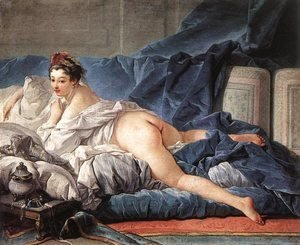 François Boucher - The Odalisk