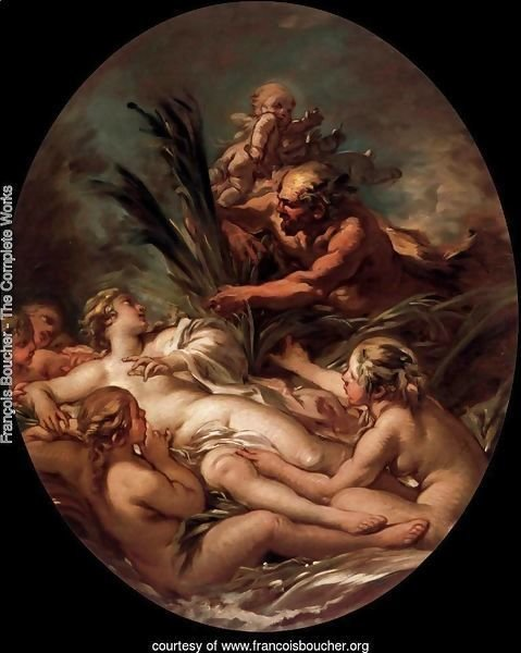 Pan and Syrinx 2