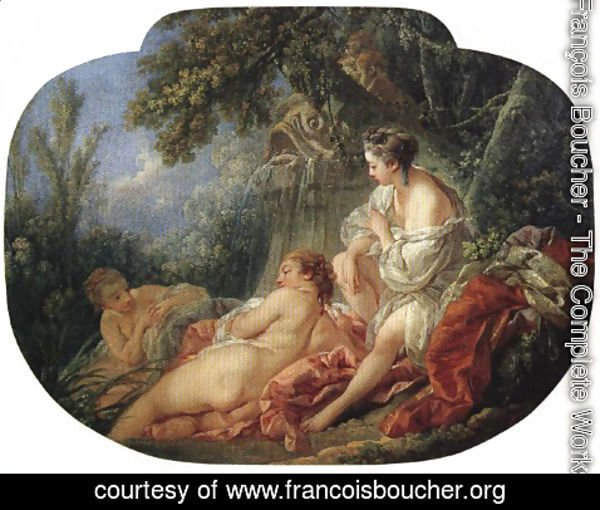 François Boucher - The Four Seasons Summer 1755