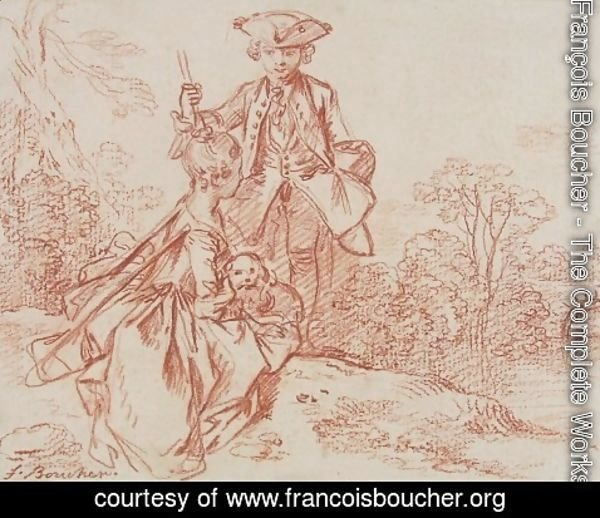 François Boucher - Unknown 2