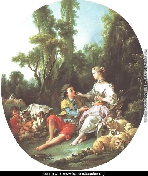 Are They Thinking About the Grape, 1747