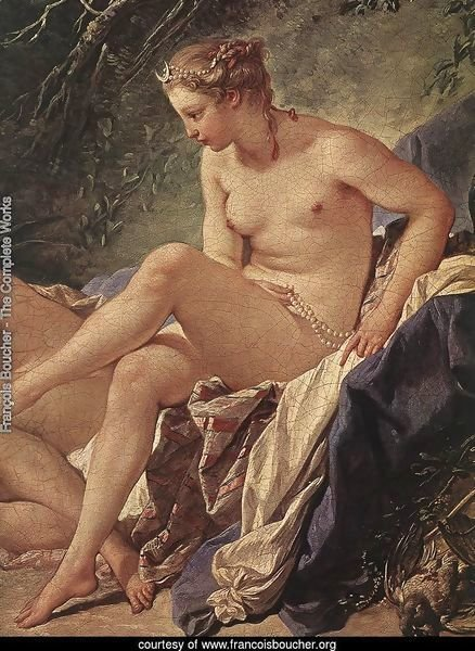 Diana Resting after her Bath (detail) 1742