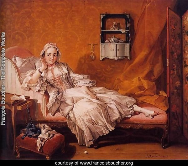 Madame Boucher 1743