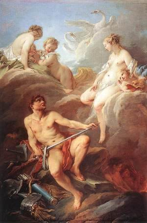 Venus Demanding Arms from Vulcan for Aeneas, 1732